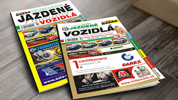 Časopis Auto-Moto Bazár