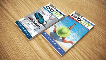 Brožúra Infocity